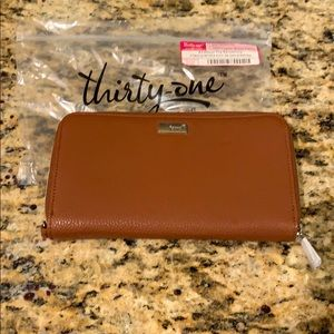 "Thirty one wallet, ""all about the benjamins"""